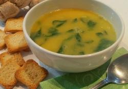 Sopa de Espinafre