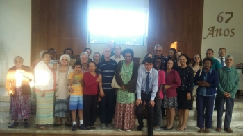 Encontro de Ouvintes em Cascadura 30-07-2016