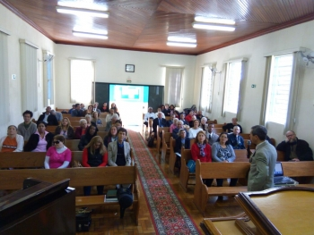 Encontro de Ouvintes em Curitiba 02-07-2016