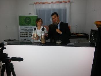 Inauguração do Canal Saúde Total
