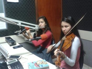 Apresentação Musical no Programa de São José dos Campos - SP